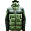 The North Face M's Summit Series L6 Jacket Vaporous Green/Rosing Green Print